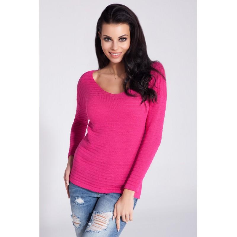 Bluza de dama casual-sport Amaranth