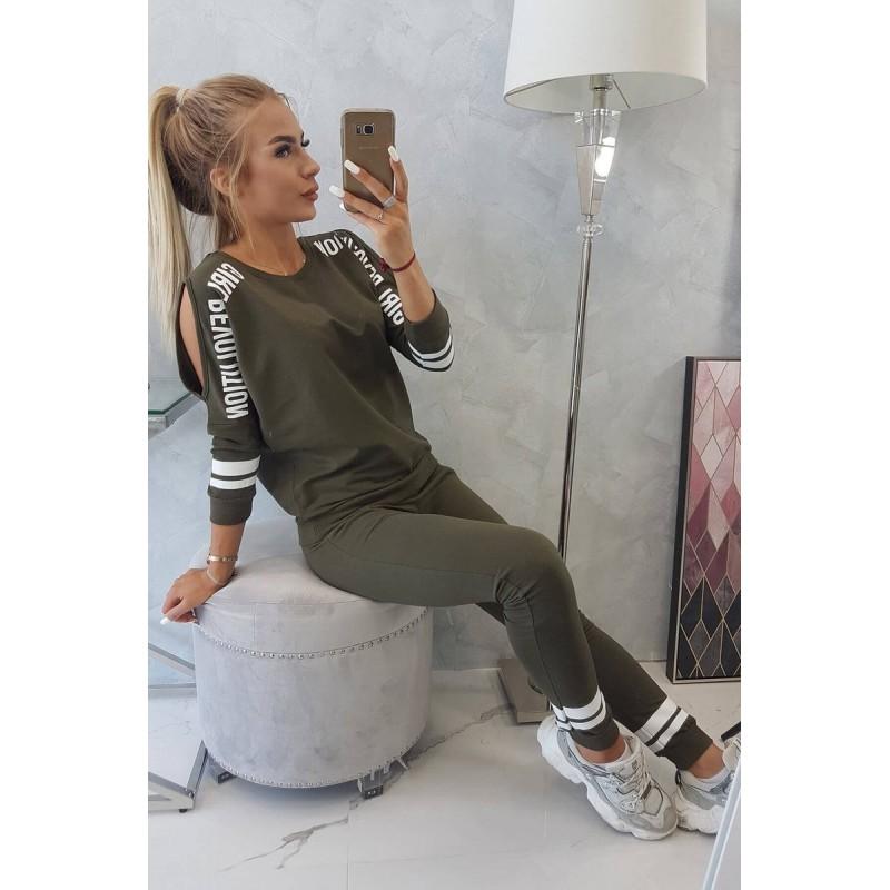 Trening kaki dama casual-sport