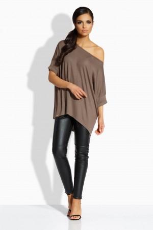 Bluza neagra cu maneca lunga